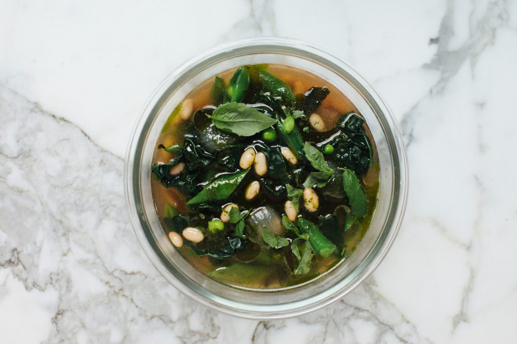 postpartum recovery soup