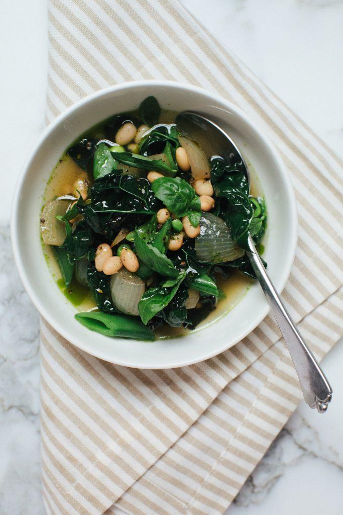 postpartum recovery recipe soup