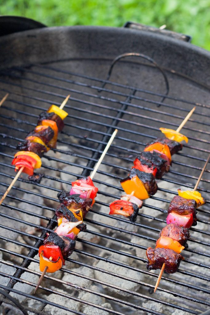 steak kebabs memorial day recipes