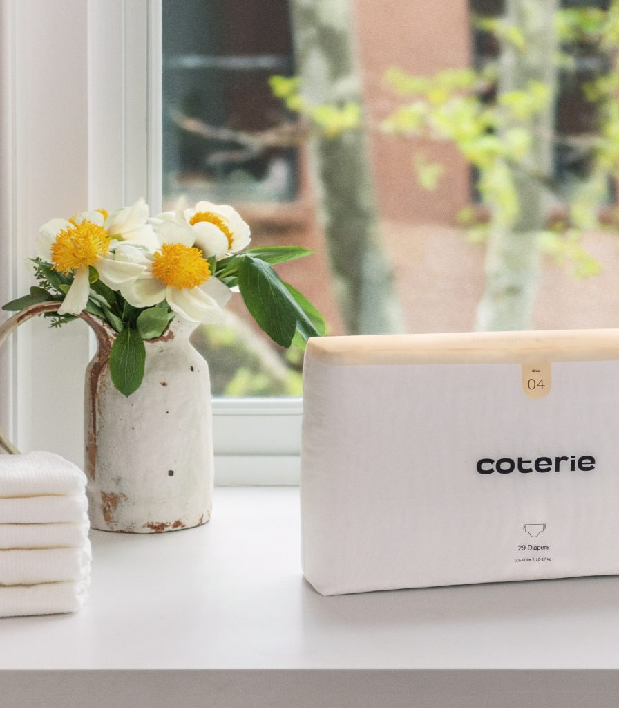 coterie eco friendly diapers