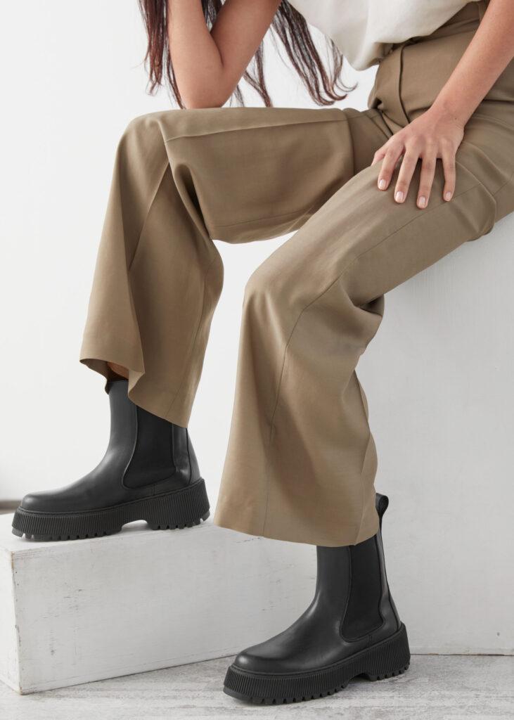 prada boot dupe