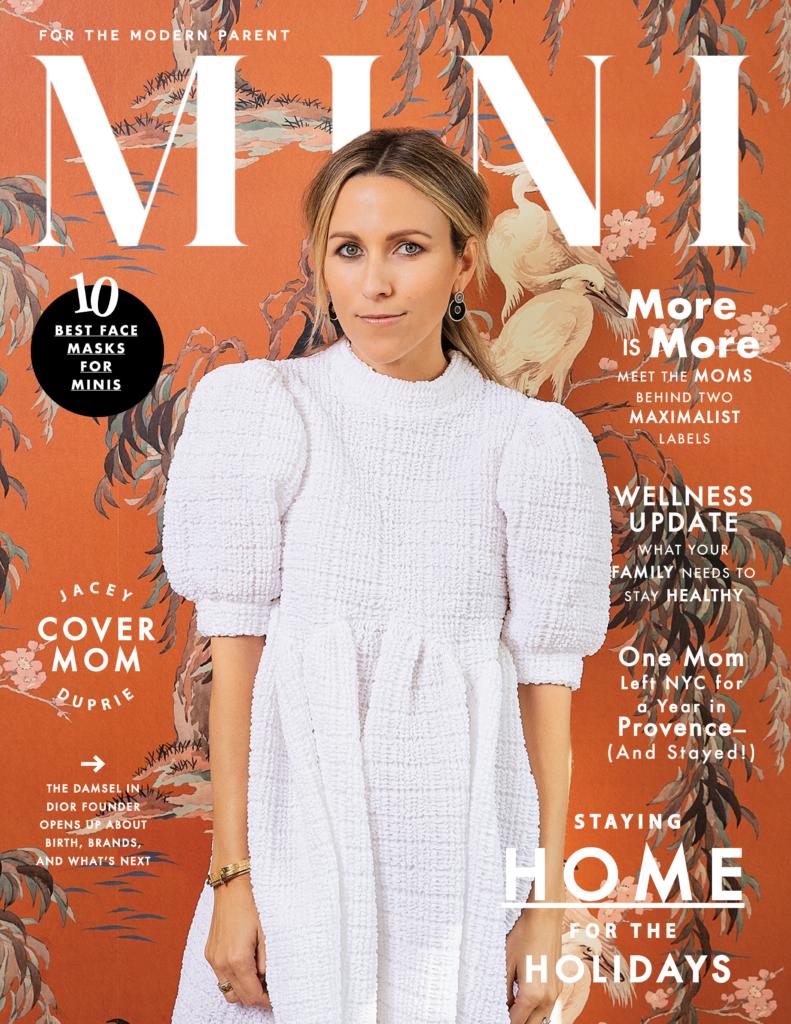 mini magazine holiday issue